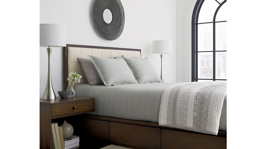 Hayden Queen Storage Bed