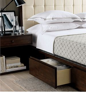 Bedroom Inspiration Gallery | Crate and Barrel
