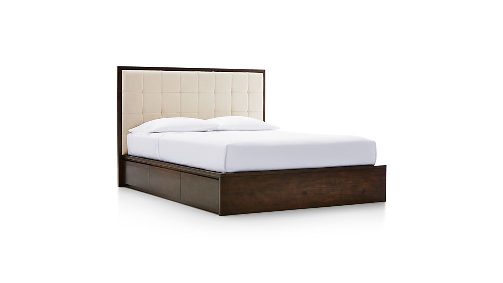 Hayden Queen Storage Bed