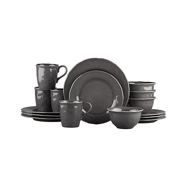 Hayes 16-Piece Dinnerware Set