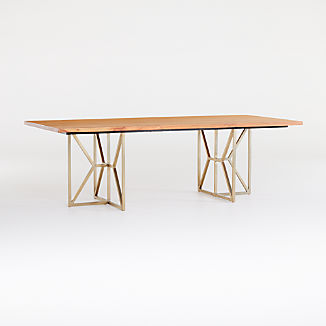 "Hayes 94"" Rectangular Dining Table"
