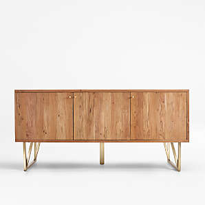 Sideboards And Buffet Tables Crate And Barrel