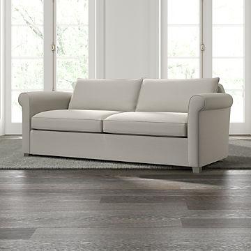 Tremendous Sofas Couches And Loveseats Crate And Barrel Inzonedesignstudio Interior Chair Design Inzonedesignstudiocom