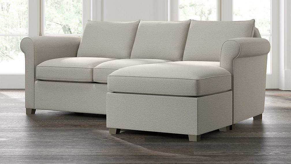 Hayward Rolled Arm Reversible Sectional - Image 1 of 6