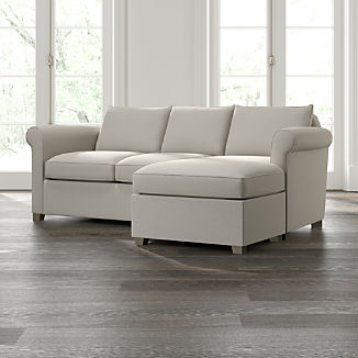Hayward Rolled Arm Reversible Sectional