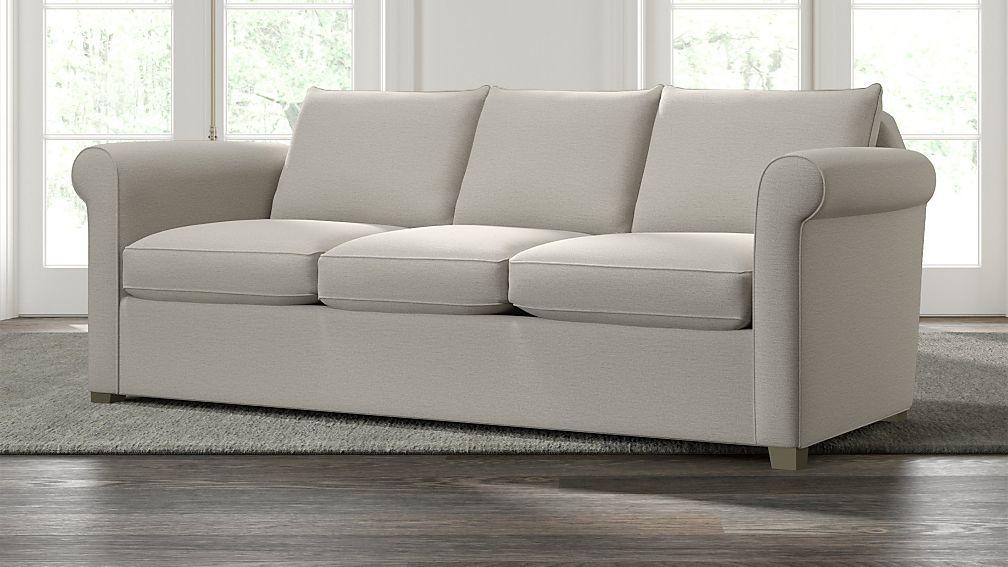 Hayward 3-Seat Rolled Arm Sofa - Image 1 of 7