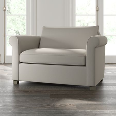 Excellent Hayward Rolled Arm Twin Sleeper Crate And Barrel Ibusinesslaw Wood Chair Design Ideas Ibusinesslaworg