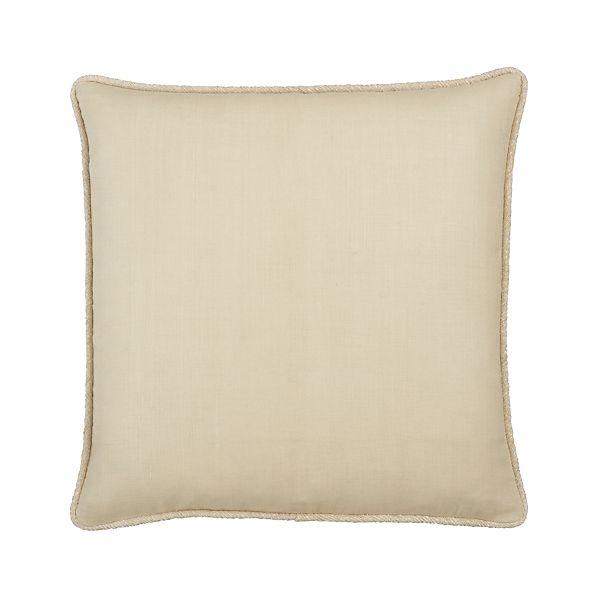 "Hayward Off White 18"" Pillow"