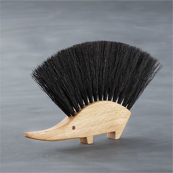 Redecker ® Hedgehog Crumb Brush