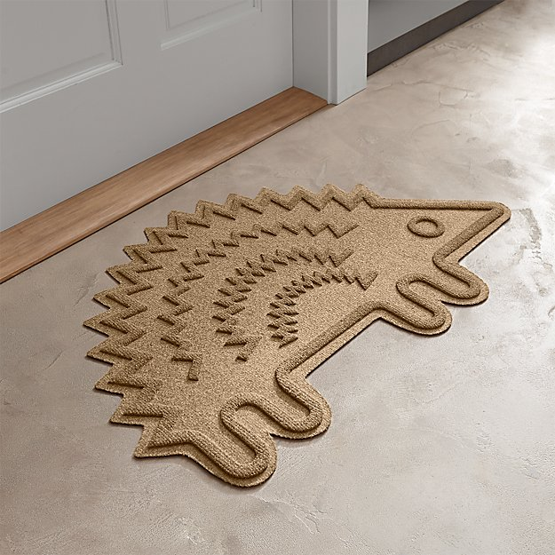 Hedgehog Doormat