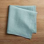 Helena Blue Mist Linen Napkin