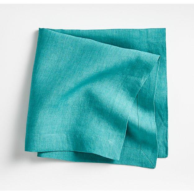 Helena Ocean Linen Napkin - Image 1 of 4