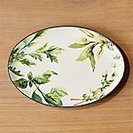 Herb Oval Platter