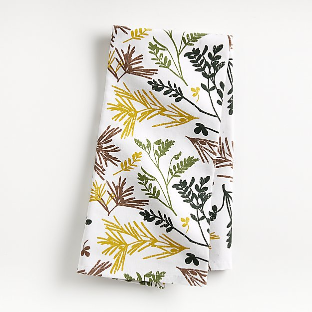 Herbs Dish Towel - Image 1 of 4