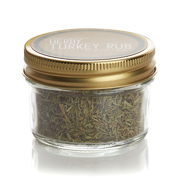 Urban Accents Herby Turkey Rub