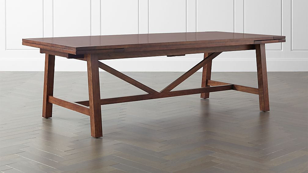Heritage Dining Room Furniture Heritage Dining Table  Crate And Barrel