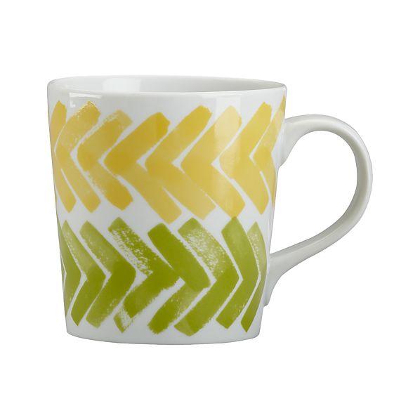 Herringbone Mug