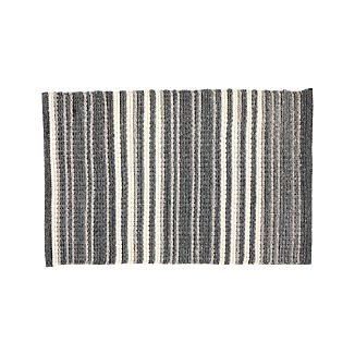 Hesper Striped Indoor/Outdoor Rug 2'x3'