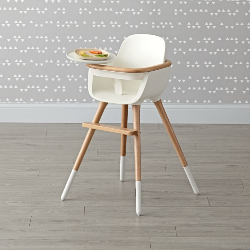 Ovo Max Luxe High Chair Reviews Crate And Barrel