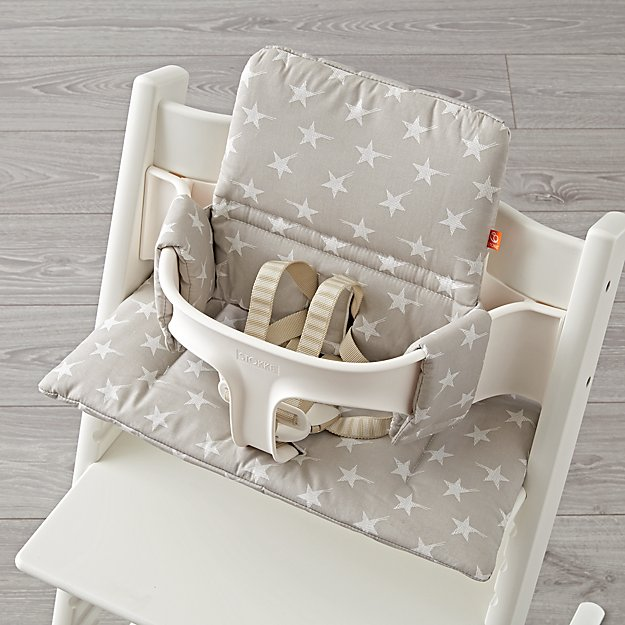 Grey Star Stokke High Chair Cushion Reviews Crate And