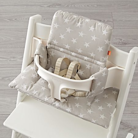 Swell Tripp Trapp By Stokke Grey Star Cushion Caraccident5 Cool Chair Designs And Ideas Caraccident5Info