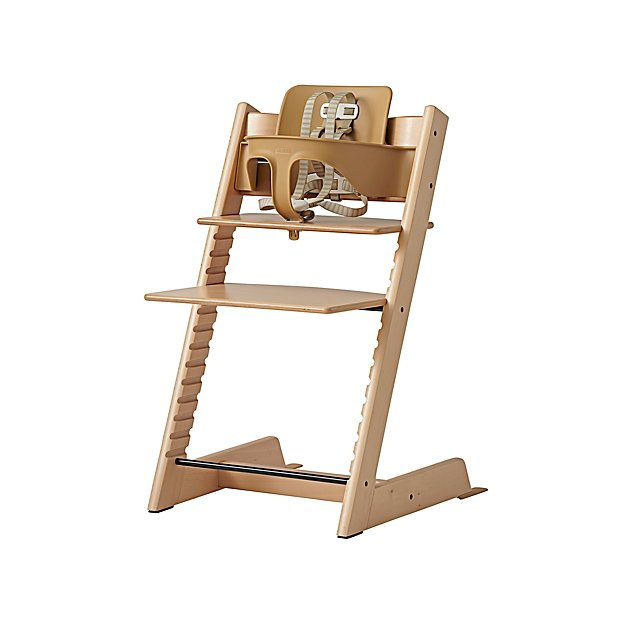 Ongekend Tripp Trapp by Stokke High Chair Natural + Reviews | Crate and Barrel OL-01