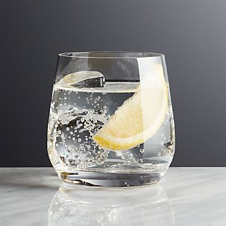 Hip Double Old-Fashioned Glass