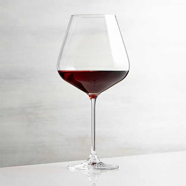 Hip Large Red Wine Glass