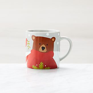 Holiday Bear Child S Mug