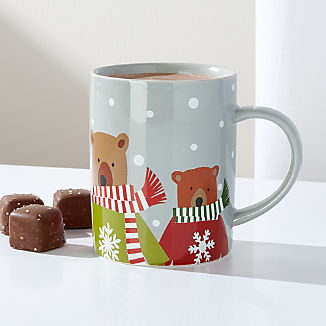 Holiday Bears Mug
