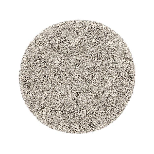 Hollis Tweed Wool 6' Round Rug