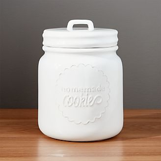 Homemade Cookie Jar