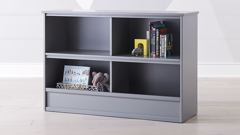 barrel and zoom hei bookcase cube grey furn wid web hero reviews crate