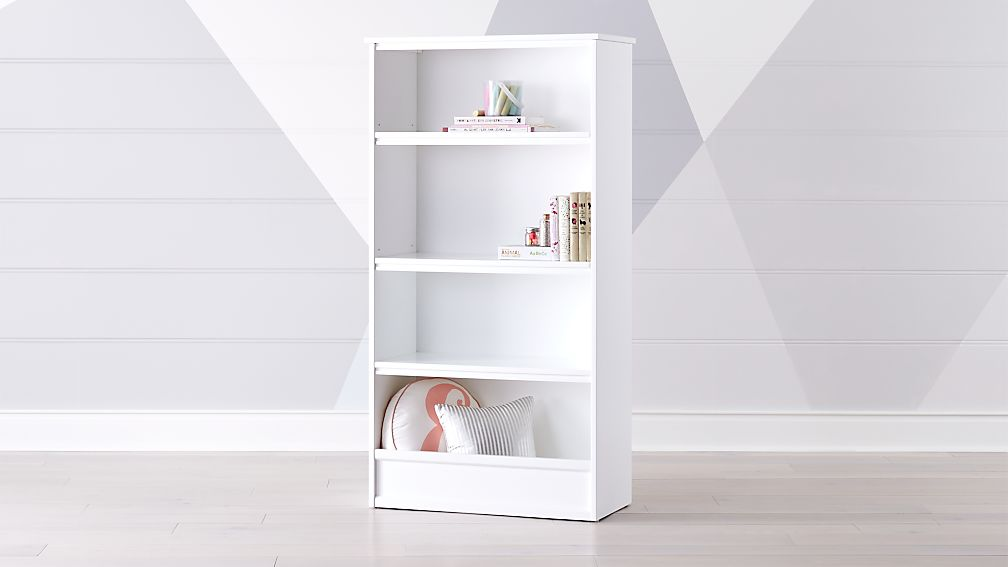 Horizon Tall White Bookcase Reviews