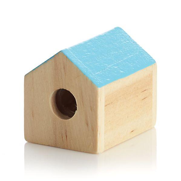 Blue House Sharpener