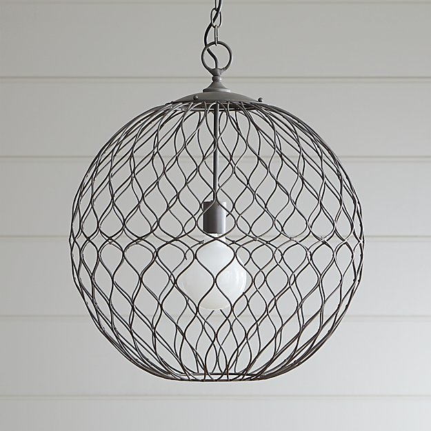 Hoyne Pendant Crate And Barrel