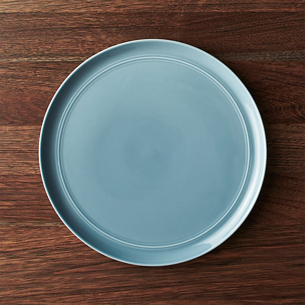 Hue Blue Dinner Plate - Image 1 of 5