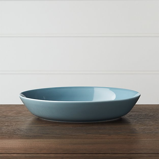 Hue Blue Low Bowl - Image 1 of 3