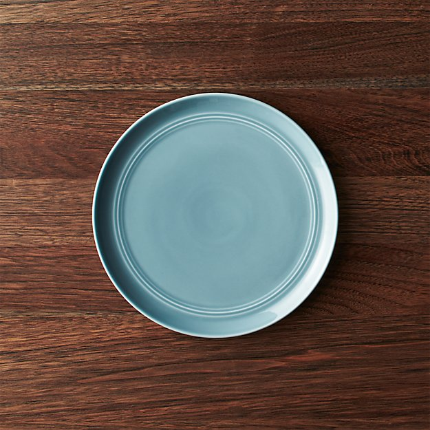 Hue Blue Salad Plate - Image 1 of 4