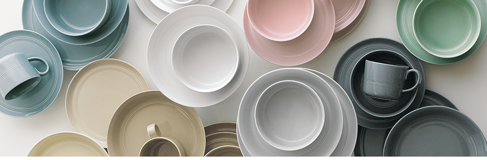 Mix and Match Dinnerware | Crate and Barrel