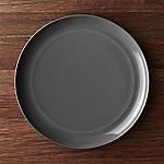 Hue Dark Grey Platter