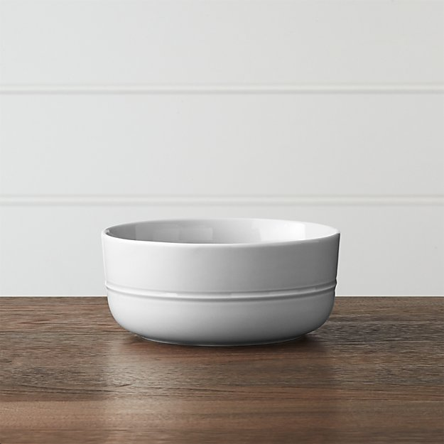 Hue Light Grey Bowl - Image 1 of 3