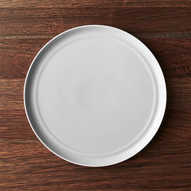 Hue Light Grey Dinner Plate - Image 1 of 5