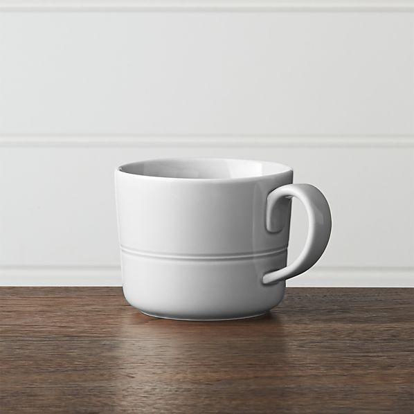 Hue Light Grey Mug