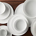 View product image Hue White Dinnerware - image 1 of 5