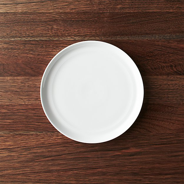 Hue White Salad Plate - Image 1 of 4