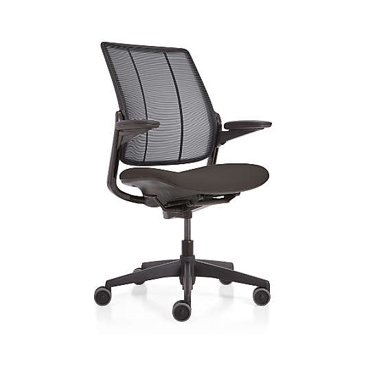 Humanscale ? Graphite Smart Ocean Task Chair