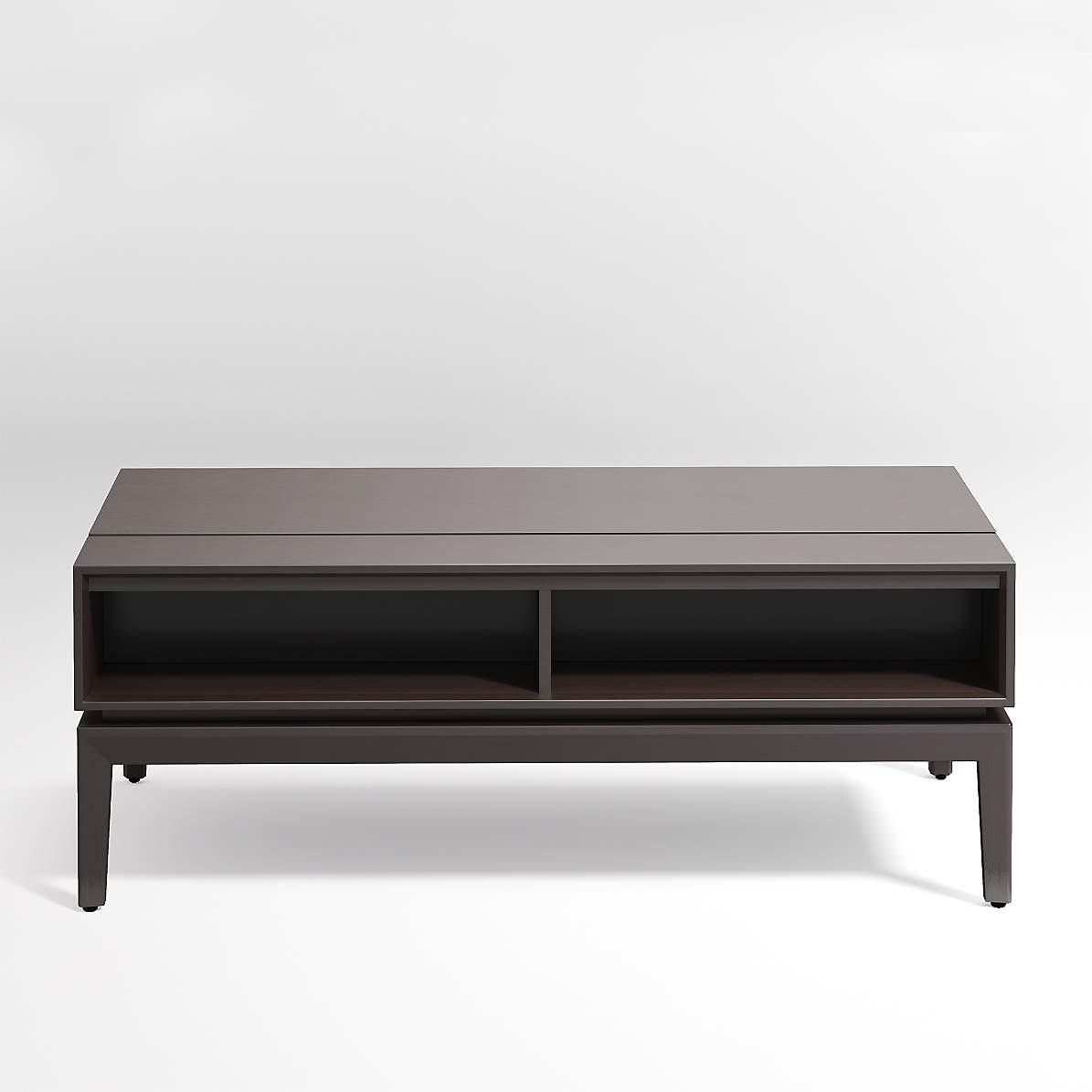 Huron Lift Top Coffee Table Reviews Crate And Barrel