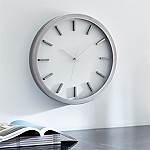 Huxley 17  Wall Clock