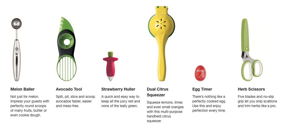 Top 24 Must-Have Kitchen Gadgets | Crate and Barrel